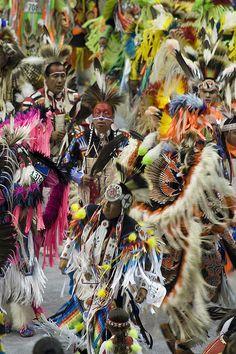 2005 Powwow by Smithsonian Institution, via Flickr