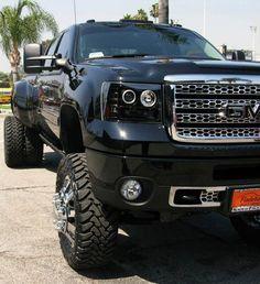 My dream GMC Sierra