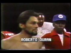 """Roberto """"Manos de Piedra"""" Duran vs Sugar Ray Leonard I (part 1)"""