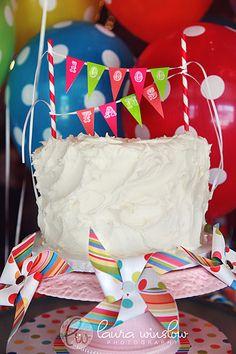 cake banners