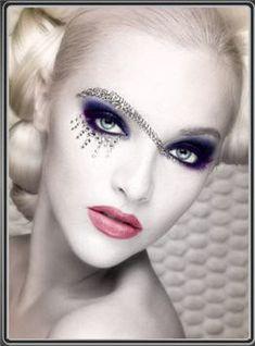 #makeup #eyes #eyeliner #eyeshadow #mascara #pretty