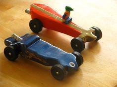 Fun pinewood derby ideas...