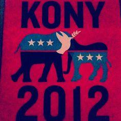 get #Kony2012