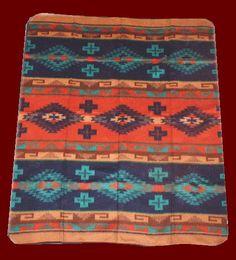 Cherokee nation blanket.