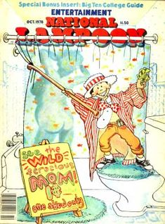 National Lampoon #103 - October 1978