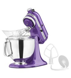 KitchenAid® Artisan® Series 5-Quart Tilt-Head Stand Mixer-Because trying to whip up a meringue with a hand mixer takes WAY too long
