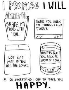 Lol. That's true love :)
