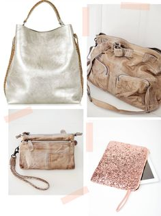 Inspired By Spring-y Handbags