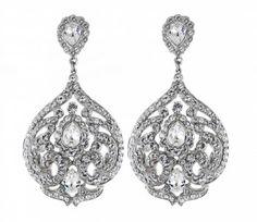 Sophisticated Wedding Earrings