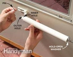 perfect close, idea, household hint, close screen, perfectclos screen, screens, repair, diy projects, screen doors