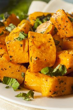 Simple Roasted Butternut Squash Recipe