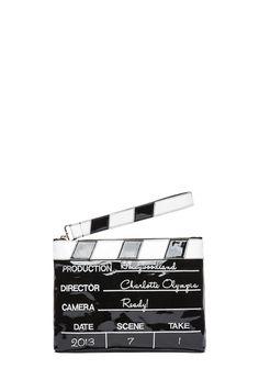 Charlotte Olympia clutch