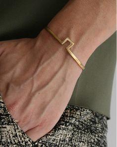 gold bracelet <3
