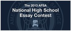 national high school essay contest scholarship