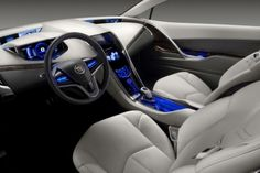 Cadillac ELR, Based Off Chevy Volt, To Roll Out In 2013