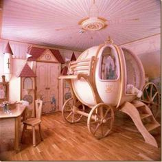 love the princess bed:)