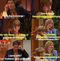 Hahaha I love Maddie :P