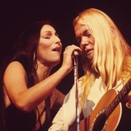 """""""She smelled like I would imagine a mermaid would smell."""" --Gregg Allman on Cher [via Vulture]"""