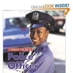 Community Helpers Theme - Police Officer by www.pre-kpages.com