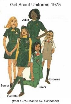 cadettes amp senior girl scouts of america girl scout