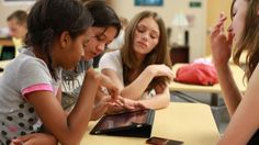 In the Bustling, Interactive Classroom, A Place for Digital Games