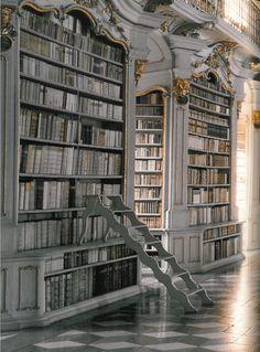 Bookshelves- Lovely