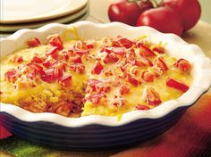 Chicken-Chile Enchilada Pie fit for life, enchilada sauce, chicken breasts, chicken enchiladas, pies, enchilada pie, pie recipes, chickenchil enchilada, recipe chicken