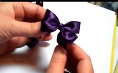 How to Tie a Double Bow - by Jak Heath