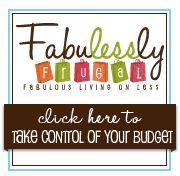 Fabulessly Frugal website