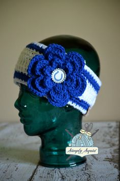 READY 2 SHIP  Teen/Adult Indianapolis Colts by SimplySquid on Etsy, $25.00