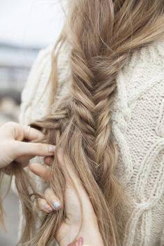 #itsorganic hair style