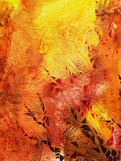 Frosted Fire Abstract II - http://www.fineartirina.com/