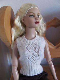 diamond lace, lace sweater