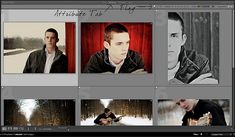 Organizing photos with Lightroom, ideas from iheartfaces.com