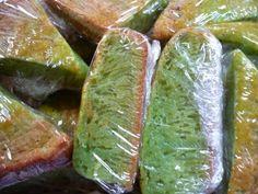 Bánh Bò Nướng / Vietnamese Honeycomb Cake Recipe (TrucVy-Zoes Zone)