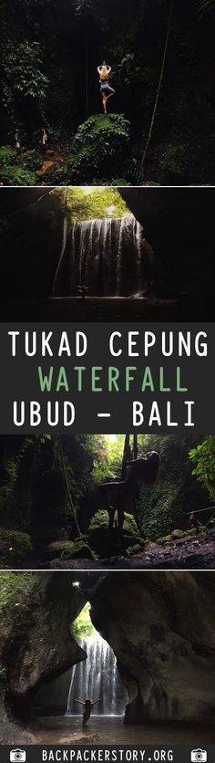 Guide: Tukad Cepung