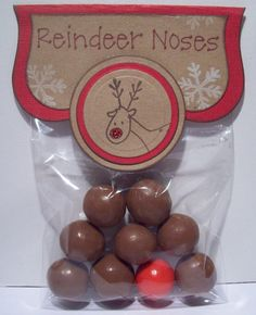 3 Holiday classroom treats    Reindeer Noses  Marshmallow Snowmen Sticks  Strawberry Santas (really cute)