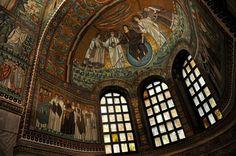 italybyzantin art, byzantin church, photograph, mosaic, basilica