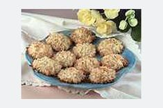 Passover Macaroons with a Citrus Twist