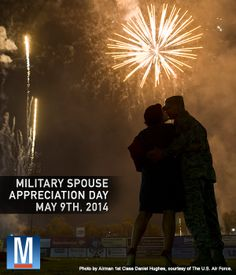 Happy Military Spouse Appreciation Day! via @Glenda Laster.com