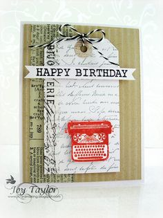 Great masculine card