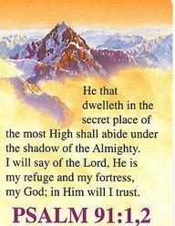 the lord, encouragement, prayer, felt, psalm 91, secret places, bible, cards, friend