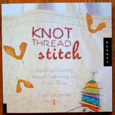 FaveCrafts Giveaway:  Knot, Thread, Stitch  Contest ends November 27th