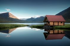 favorit place, cabin, mountains, red, new homes, need a vacation, breathtak place, beauti, eyes