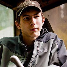 Parker Schnabel love him!!! he's cute :)
