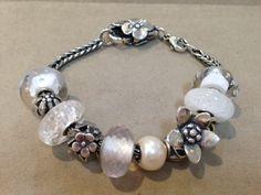 Trollbeads Wedding Bracelet.
