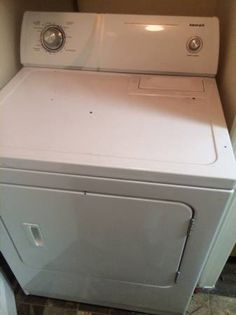 Washer and dryer - $100