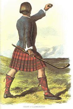 Highland Dress | The Wearin' O' The Tartan - Wearing Highland Dress