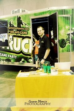 GameTruck a popular feature @Kidfest is a great idea for your next birthday party! Www.Kidfestnw.com