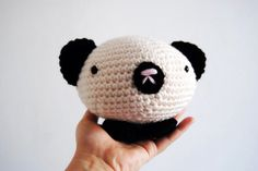 Amigurumi by avoiretc in Vichy, France. |